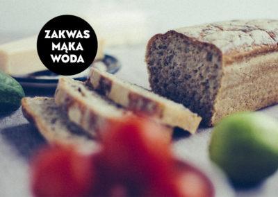 Anna Woźniak Zakwas Mąka Woda