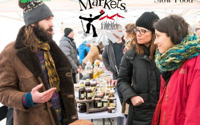 Dołączyliśmy do światowej elity Slow Food Earth Markets