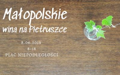 Małopolskie Wina na Pietruszce