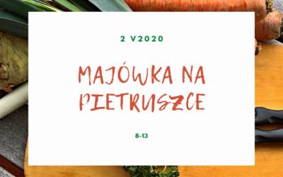 Majówka na Pietruszce