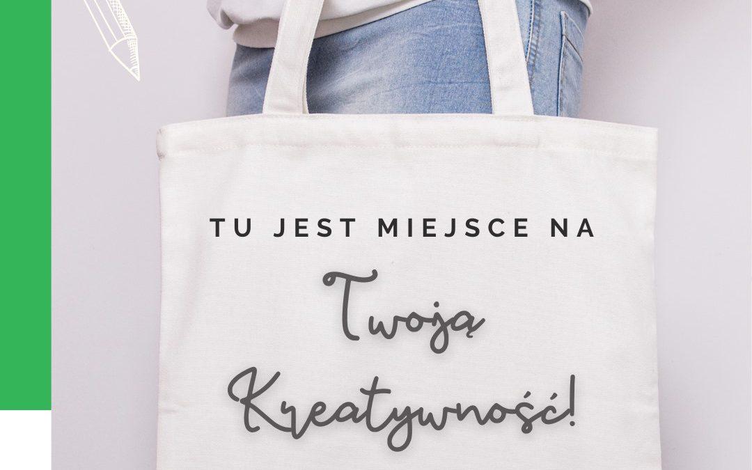 Konkurs – Targowa eko torba z Twoim hasłem.