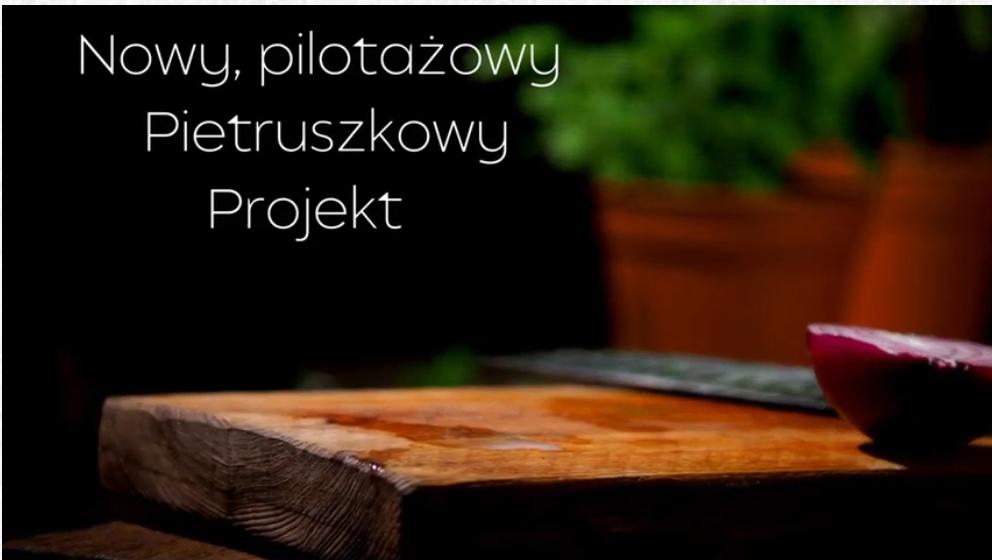 Nowy projekt niebawem na Pietruszce